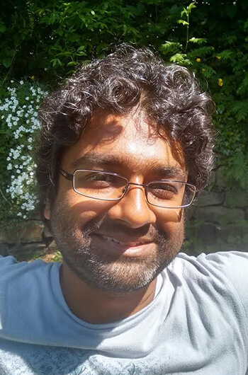 Vidyan Ravinthiran - The Garsdale Retreat